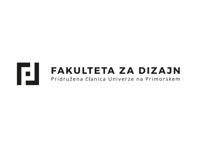 Faculty of Design, Associated member of University of Primorska